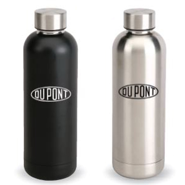 16 oz. Breeze Stainless Water Bottle
