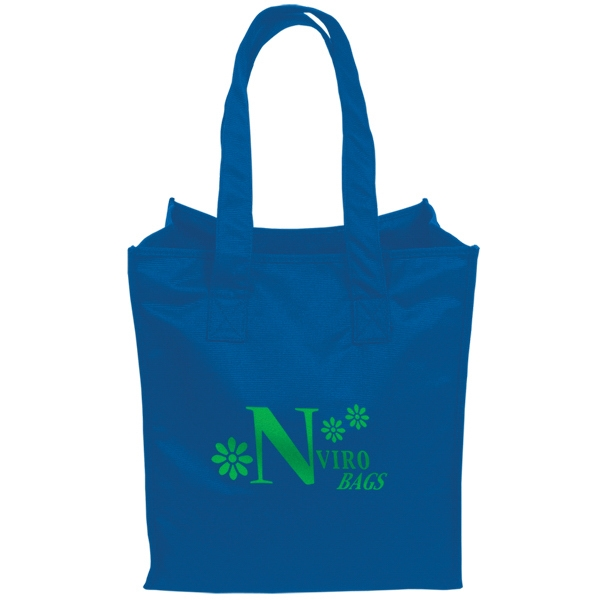RECYCLED PET TOTE BAG - Royal Blue