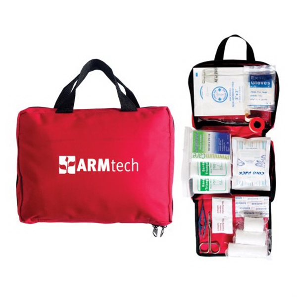 The Safety First 80pc First Aid Kit