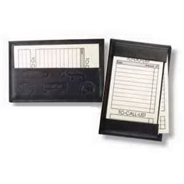 Deluxe Leather Note Jotter