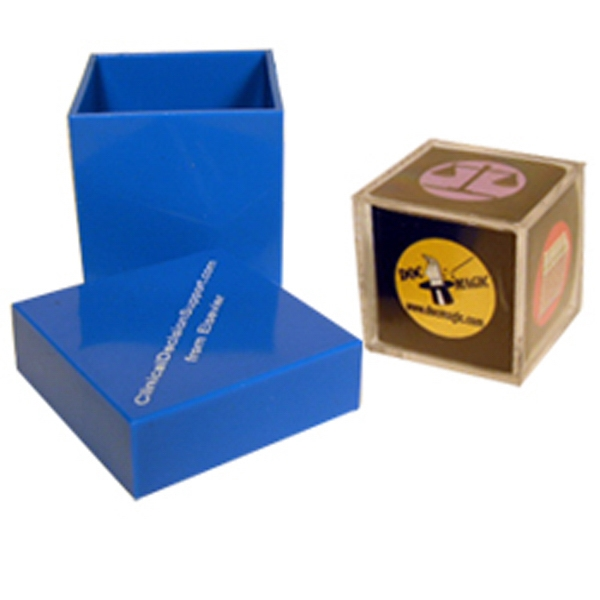 Custom Top and Cube in Box Mystery Trick