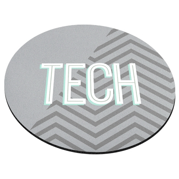 Neoprene Mouse Pad 4CP 9 inch- Round