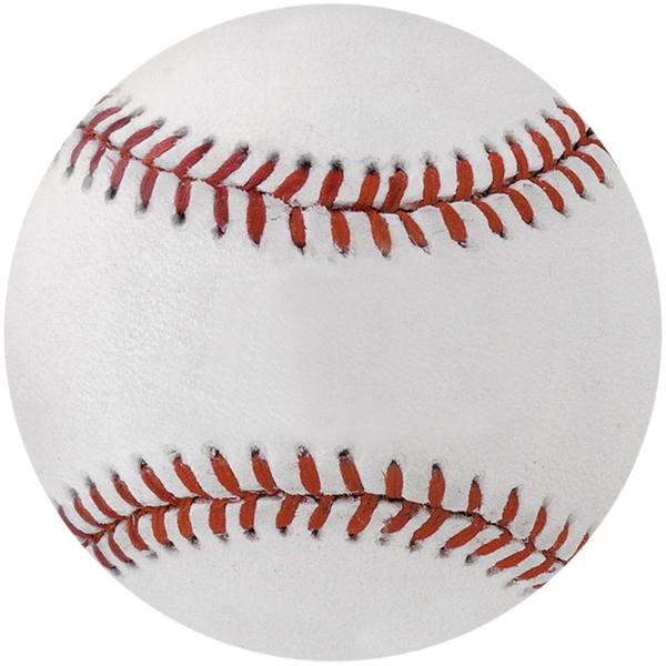 """Full Color Baseball Soft Surface Mouse Pad 1/8"""""""