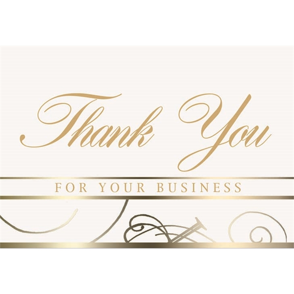 "3 1/2"" x 5"" Everyday Business Note Cards"