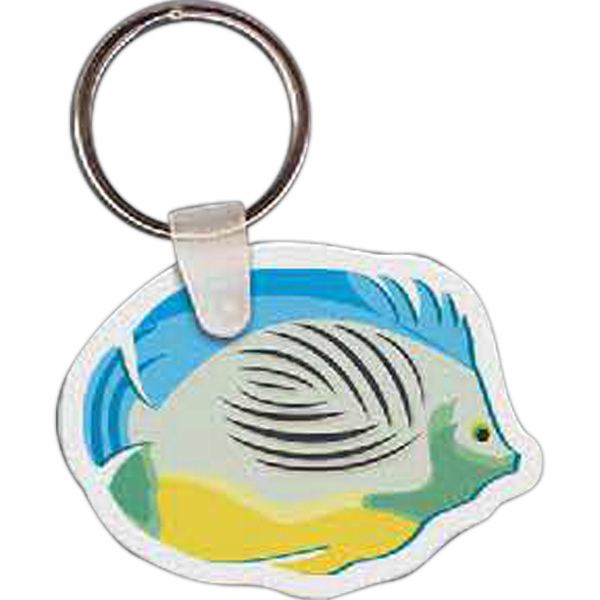 Promotional Fish Key Tag