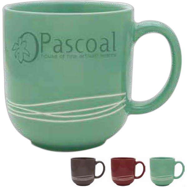 Personalized Linear Collection Mug