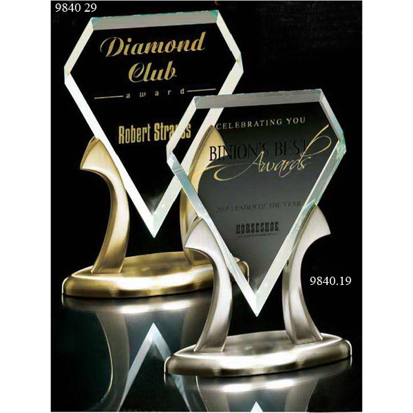 Signature Series Royal Diamond Tiara Award