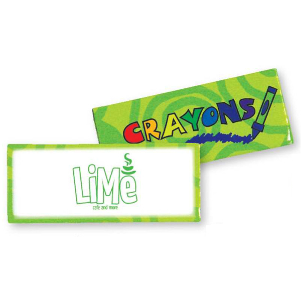 Four Pack Of Crayons