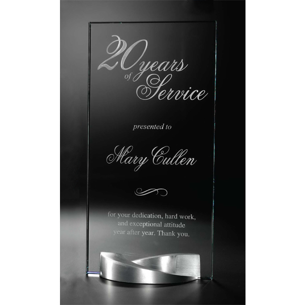Personalized Signature Series Mobius Award