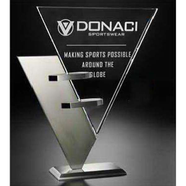 Personalized Signature Series Stanchion Award