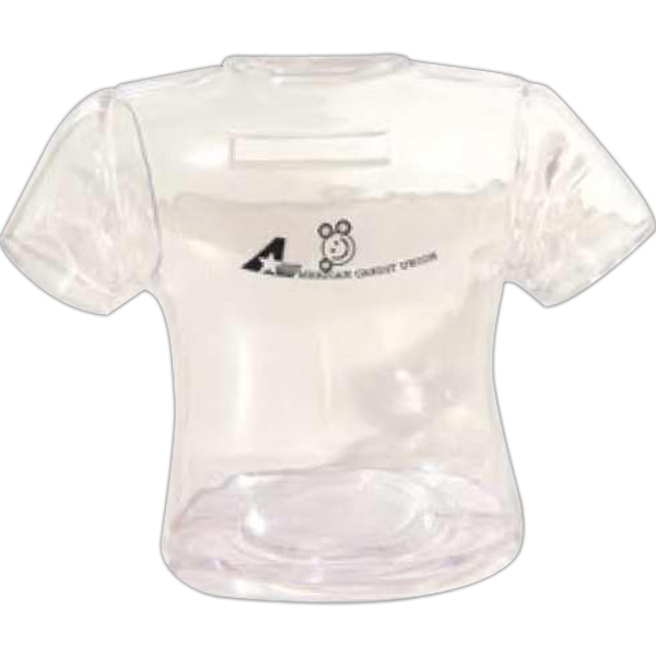 Shirt Shaped Bank