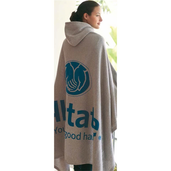 Game Day Hooded Blanket (TM)