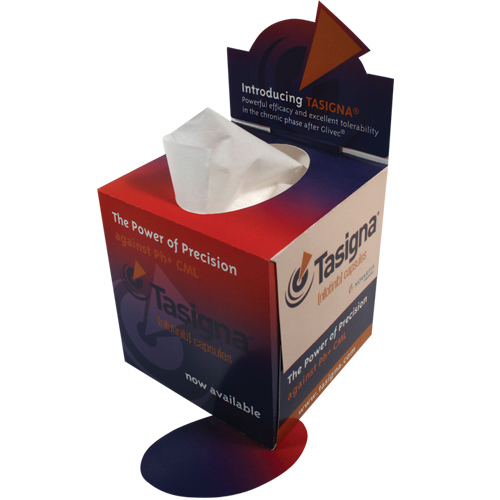 Facial Tissue Box