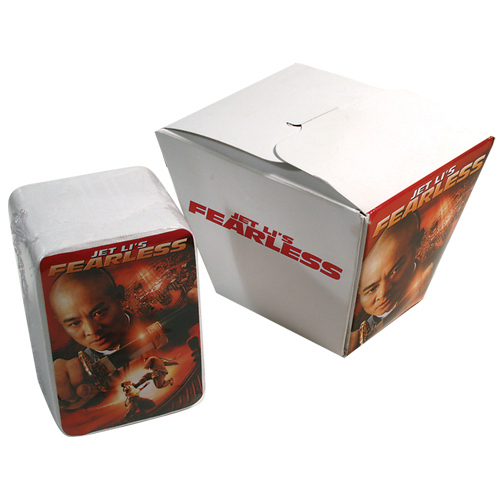 Box for Compressed T-Shirt
