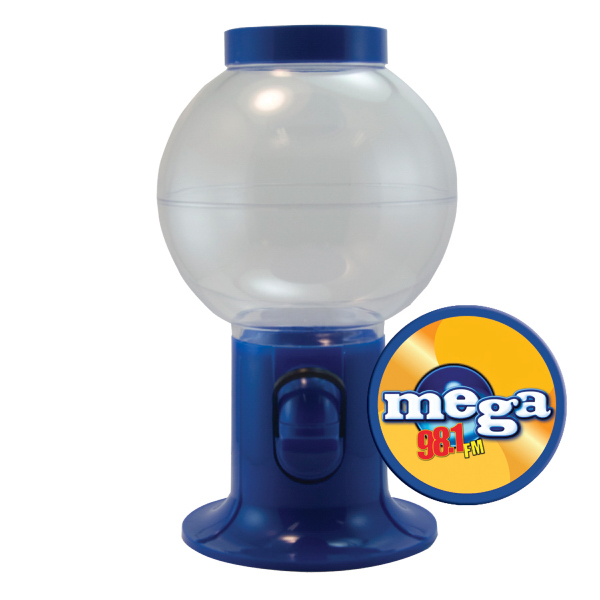 Gumball Machine - Empty - Fill With Mints, Candy, or Gum