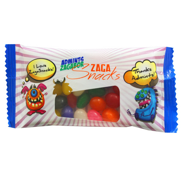 Small Promo Pack Candy Bag with Jelly Beans