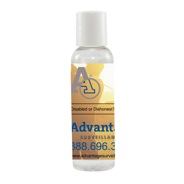 2 oz. Hand Sanitizer - Antibacterial