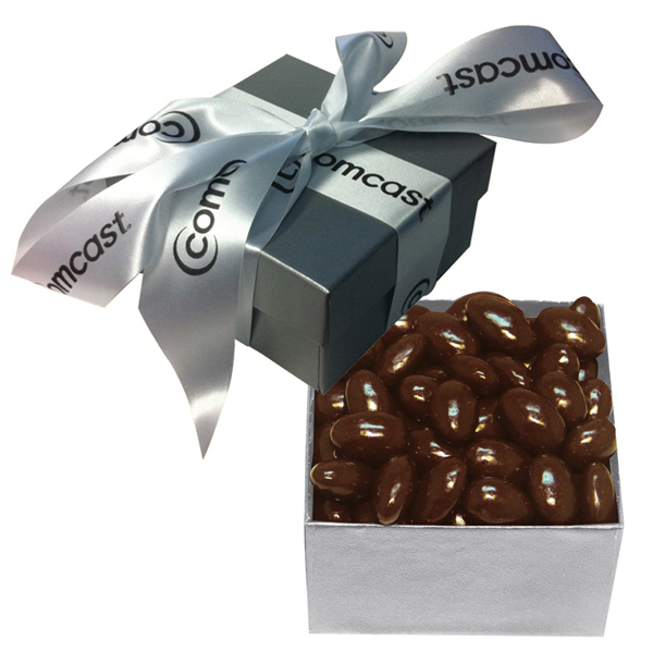 The Classic Chocolate Almond Christmas Gift Box - Nuts