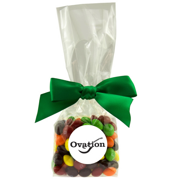 Mug Stuffer Gift Bag with Skittles Candy