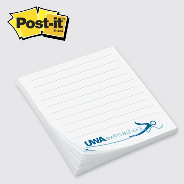 Post-it(R) Custom Printed Notepad