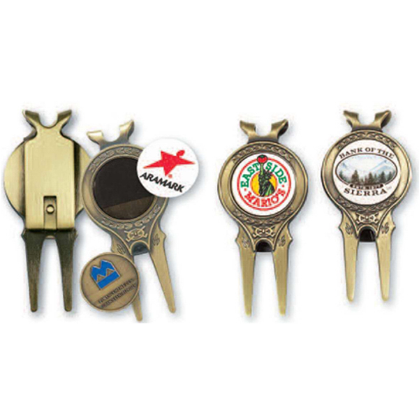 Personalized Eagle Divot tool