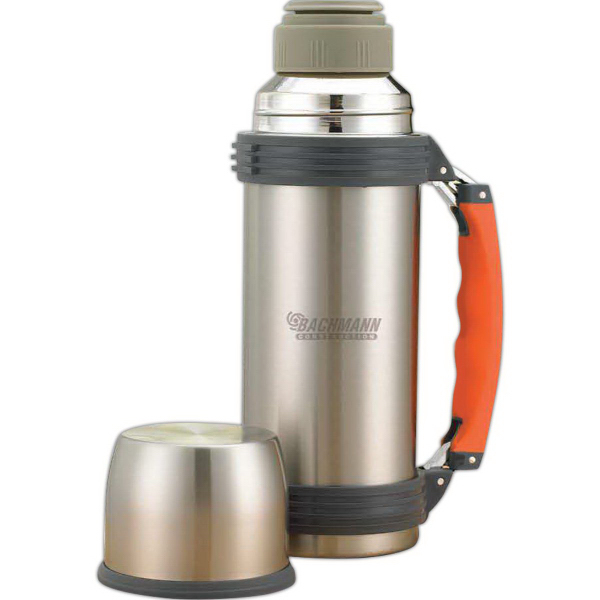 The Vacuum 33 Oz Flask With Fashion Handle
