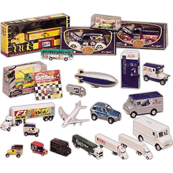 Custom die-cast product