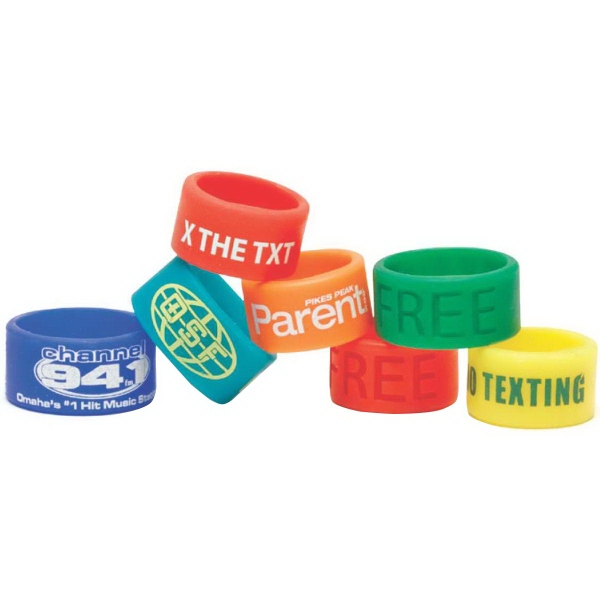 Promotional Thumb Band (TM) ring