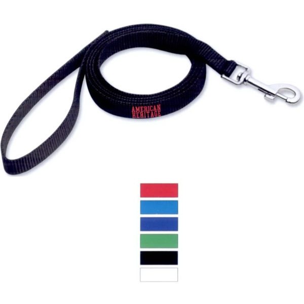 Imprinted Dog Leash