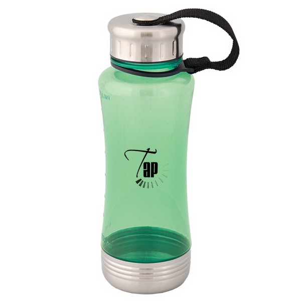 Tritan 600 mL. (20 oz.) Water Bottle
