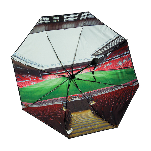 "Custom 42"" Folding Umbrella"