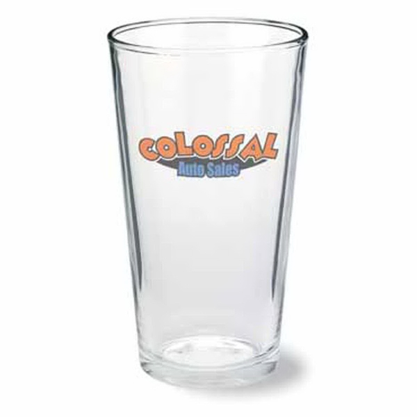 Mixing Glass 16 oz. Tumbler