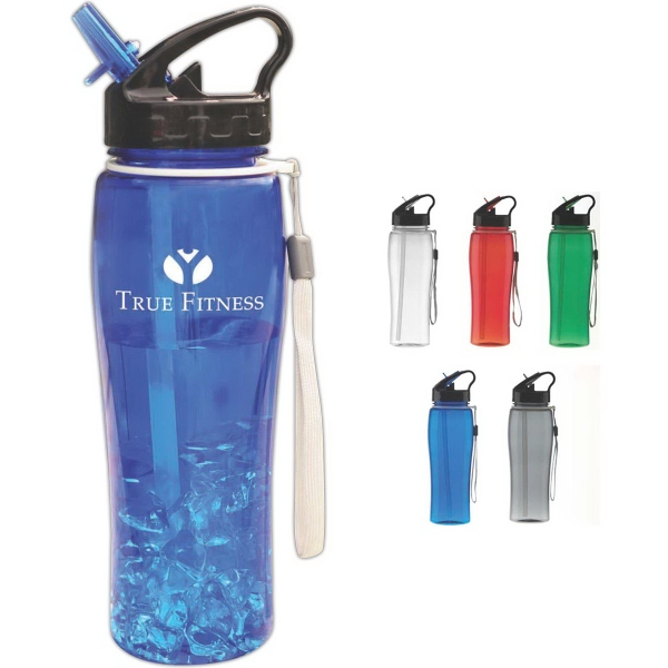 BPA Free Tritan (TM) Hydro Collection Water Bottle
