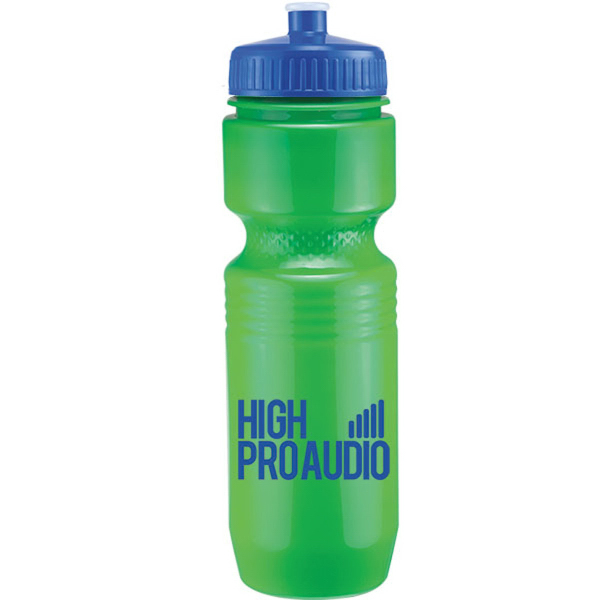 Imprinted 26 oz Opaque Jogger Bottle
