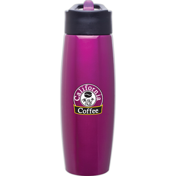 Personalized 25 oz H2go (R) Stainless Steel Orbit