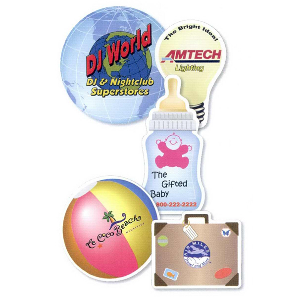 Promotional Stock shape magnet