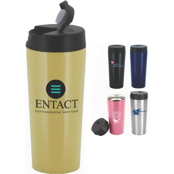 Classic 2 -14 oz. Double-Wall Stainless Steel Tumbler
