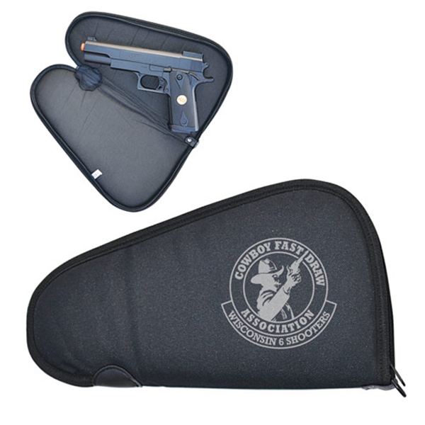 Customized Single pistol bag