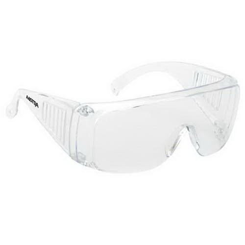 Personalized Large frame single-piece lens safety glasses