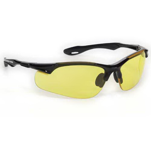 Printed Fashion style wrap around safety glasses
