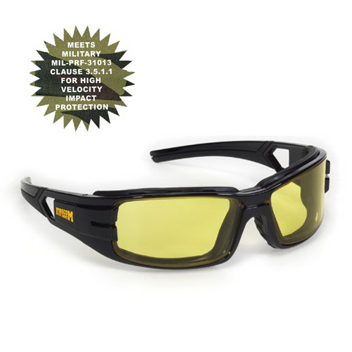 Printed Trooper style premium safety glasses