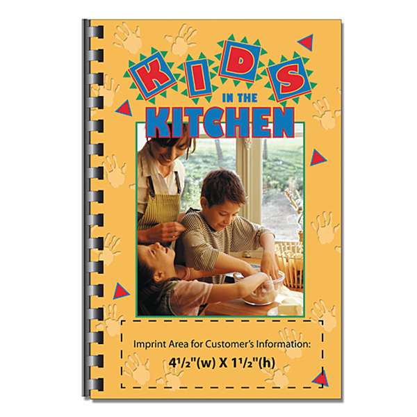 "Personalized Cookbook - 5.5"" x 8.5"" - Ring-Bound Binding"