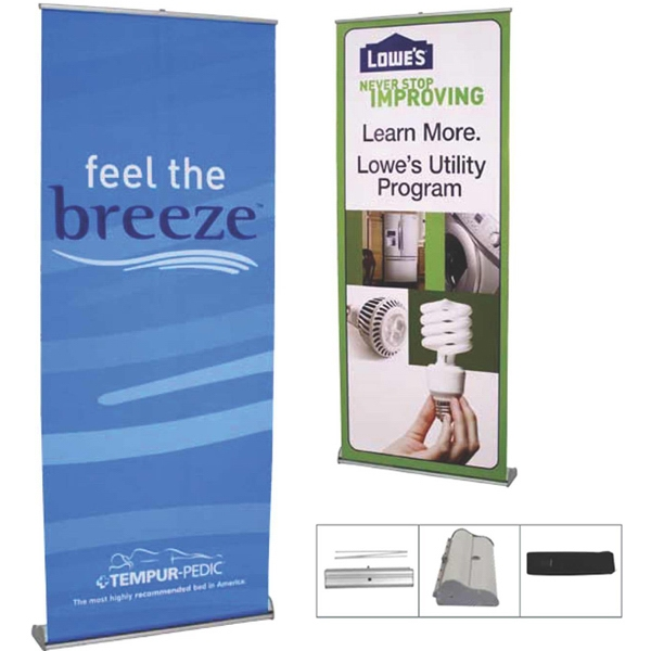 Standard Retractable Banner Display