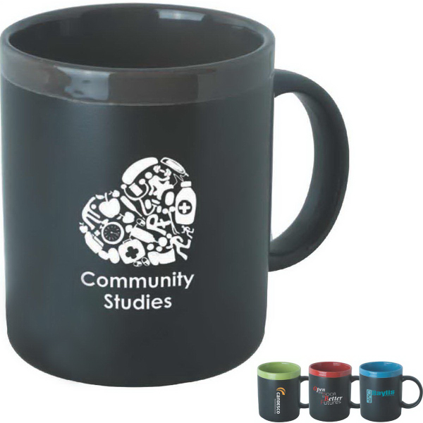 The Vogue Eco Friendly Durable Stoneware Mug