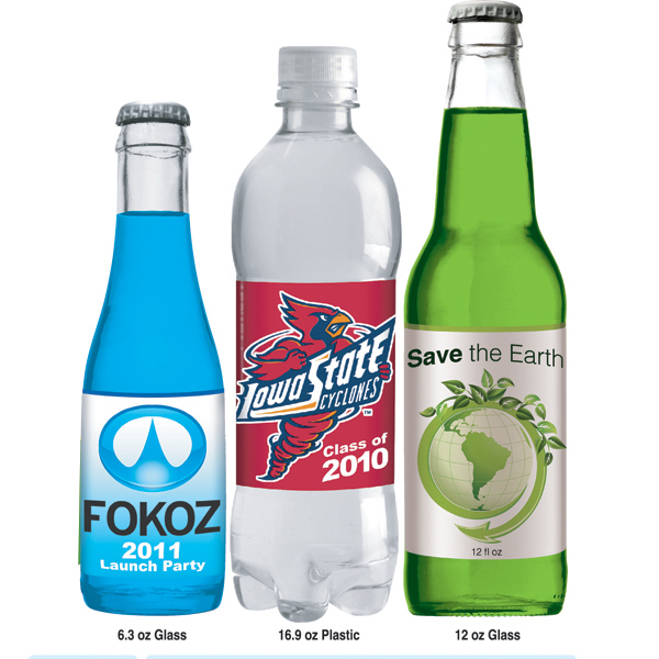 Personalized Soft drinks