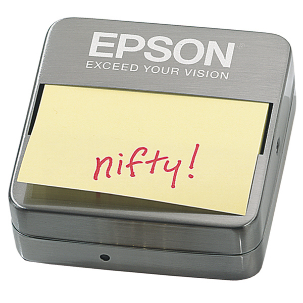 Imprinted Note Holder EX-NH