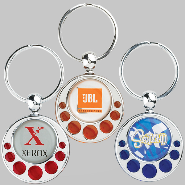 Personalized Key Holder - BUBBLES