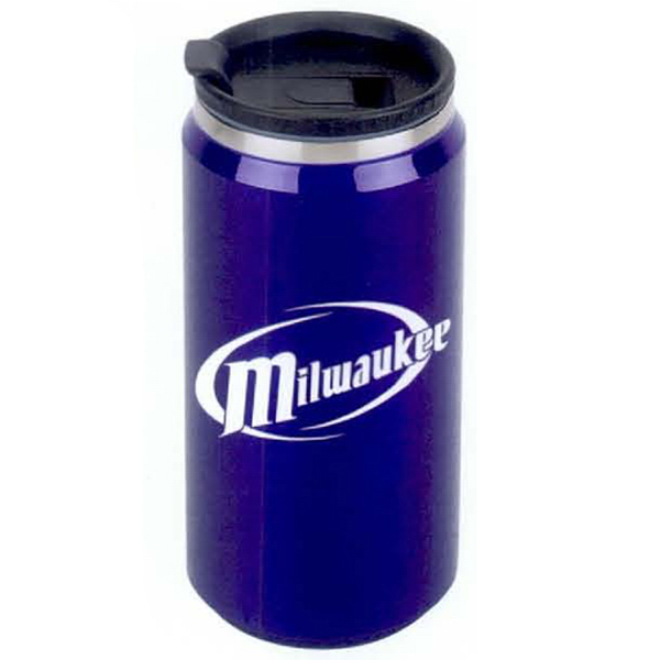 Customized 11 oz. Double Wall Stainless Soda Can