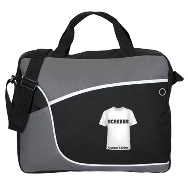 Amber Business Brief/Messenger Bag