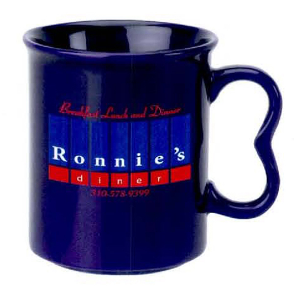 Personalized 16 oz. B-Handle Mug (Color)